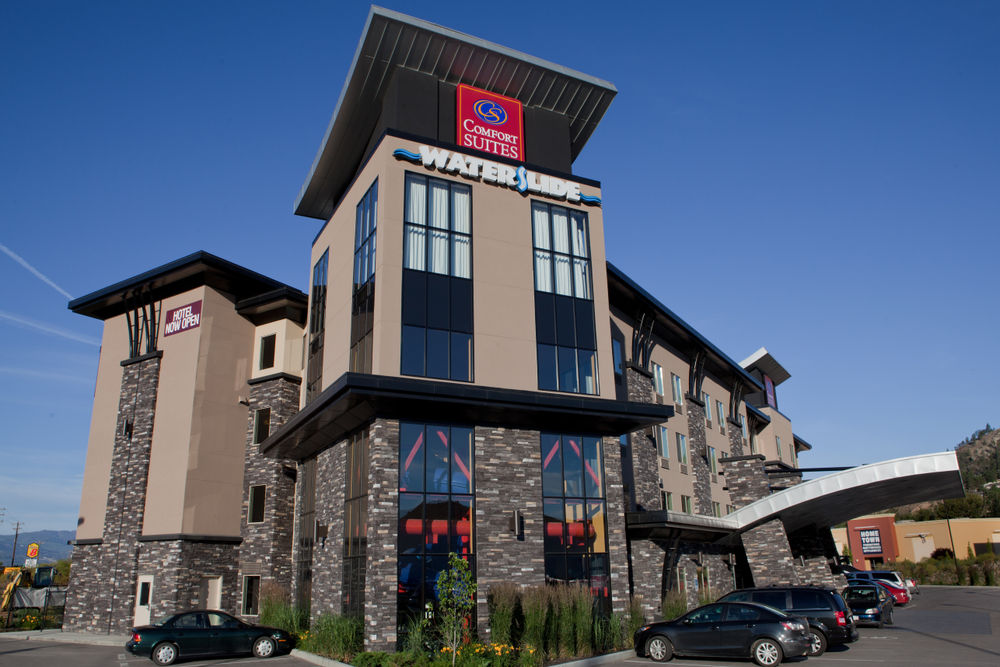 Comfort Suites 2656 Hwy 97 North, Kelowna, BC